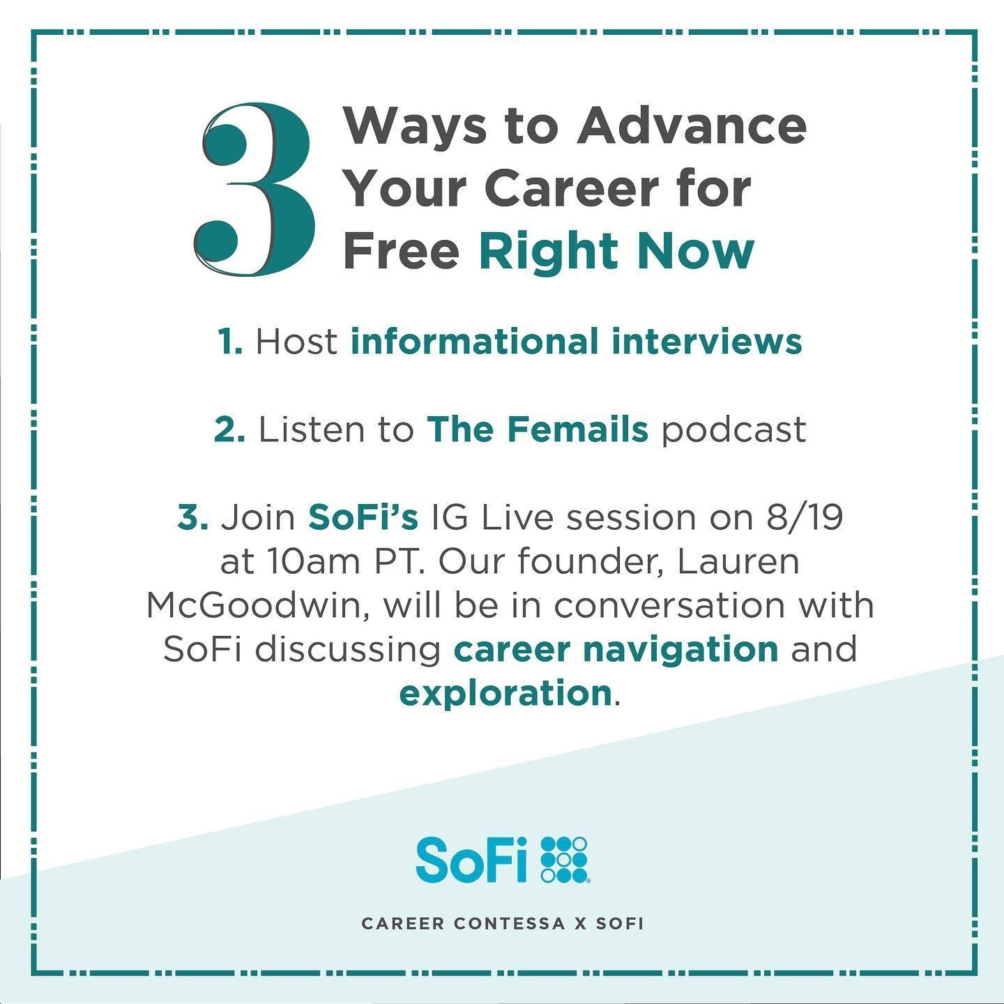 3 Ways To Promote Yourself And Advance Your Career For Free
