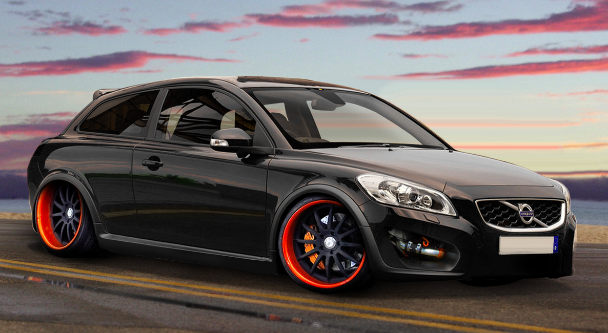 Pin By The Master On Wheels Volvo C30 Volvo Volvo Cars