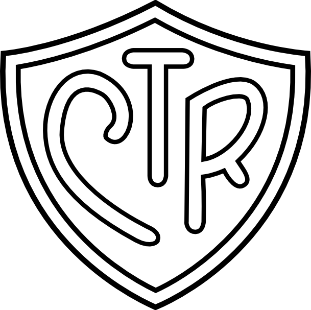 Ctr Shield Logo Ctr Shield Coloring Pages