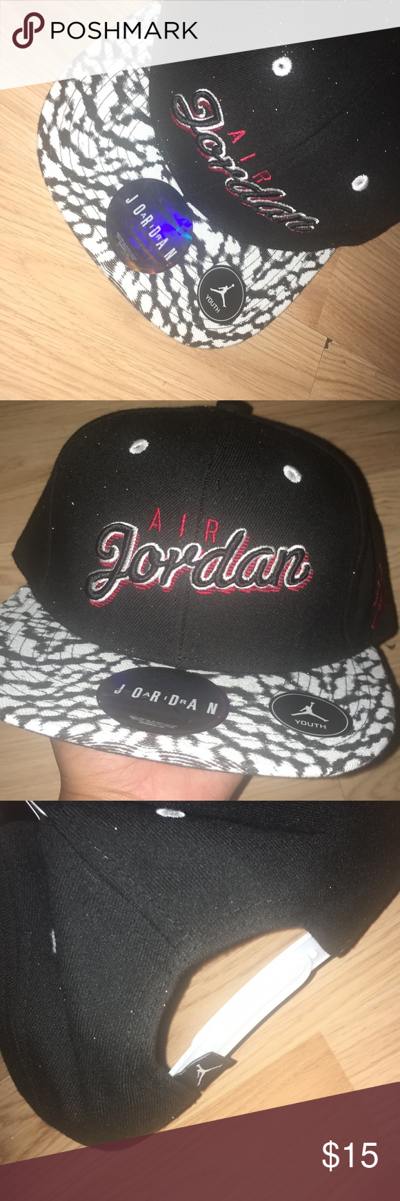 3f175b5c14515 ... cap red black review video dailymotion d0d14 0d49c  ireland air jordan  youth hat brand new this brand new air jordan youth hat is perfect