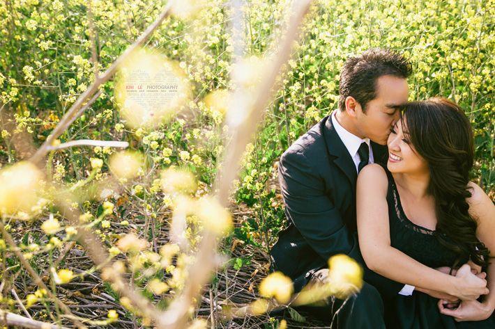 modern and romantic los angeles and destination wedding photographer, kim le photography | kim le photography