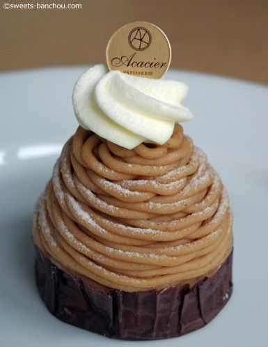 Mont Blanc from Japan!!