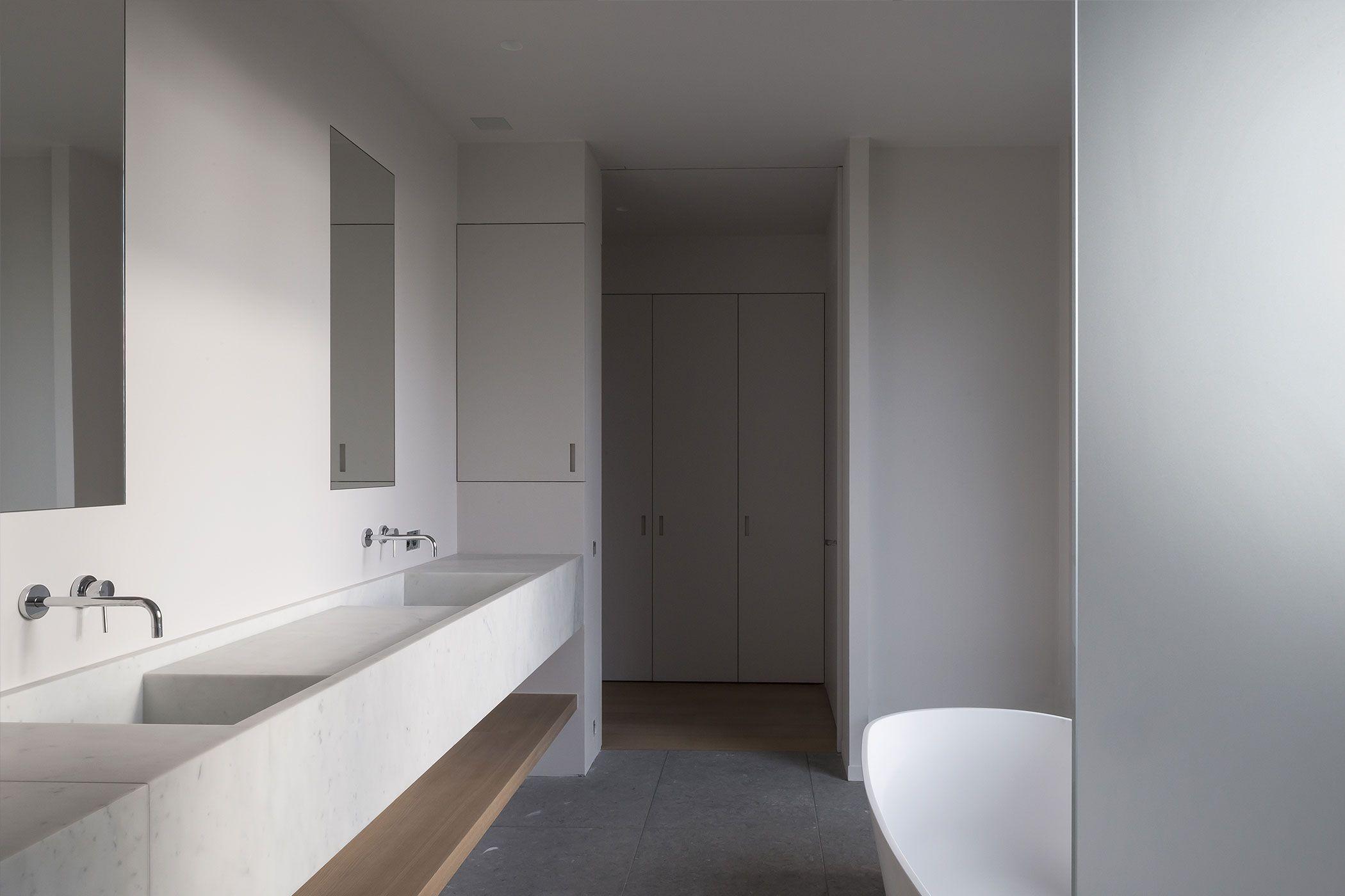 Ontwerp: vincent van duysen architects u2014 uitvoering devaere