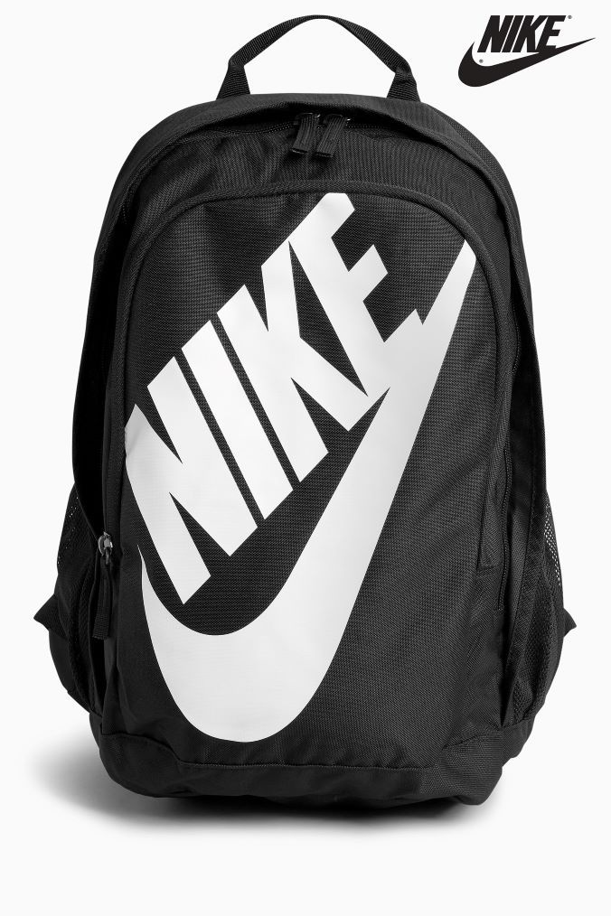 9e2ebdb72f5 Girls Nike Black Hayward Backpack - Black | Products | Black ...