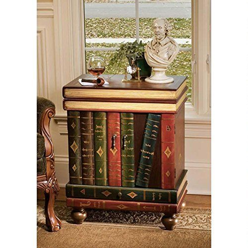 End Tables That Look Like Books Wooden Side Table Side Table