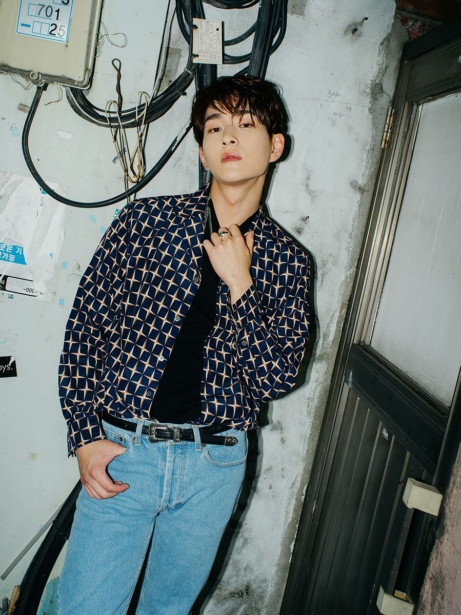 """SHINee Teaser Images for October Comeback """"1of1"""" - Onew"""