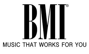 BMI MUSIC