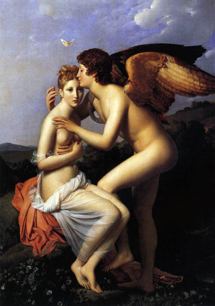 Image result for psyche and eros