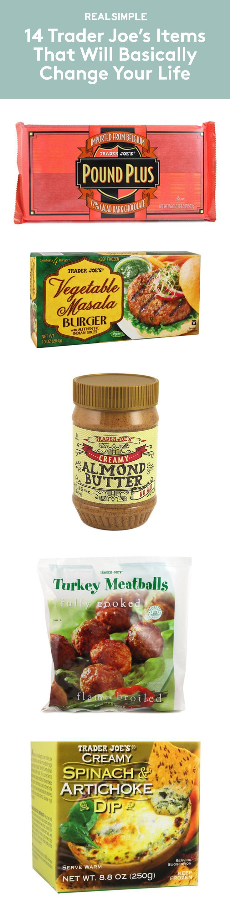 13 trader joes items that will basically change your life
