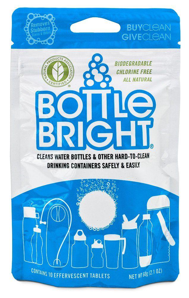 Bottle Bright 10 Count Pouch