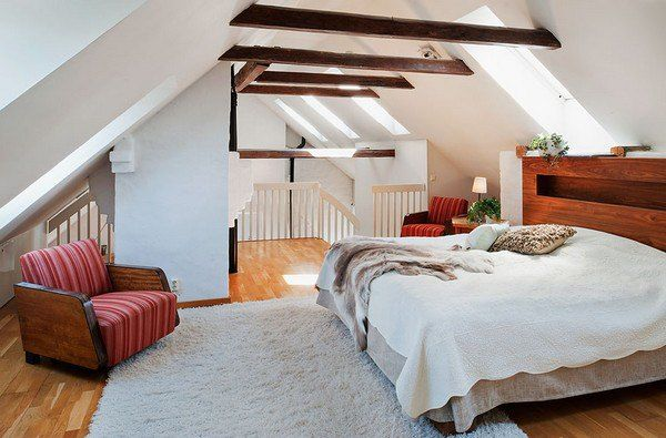 32 Interior Design Ideas For Loft Bedrooms Interior Design Inspirations Small Loft Bedroom Bedroom Loft Bedroom Interior