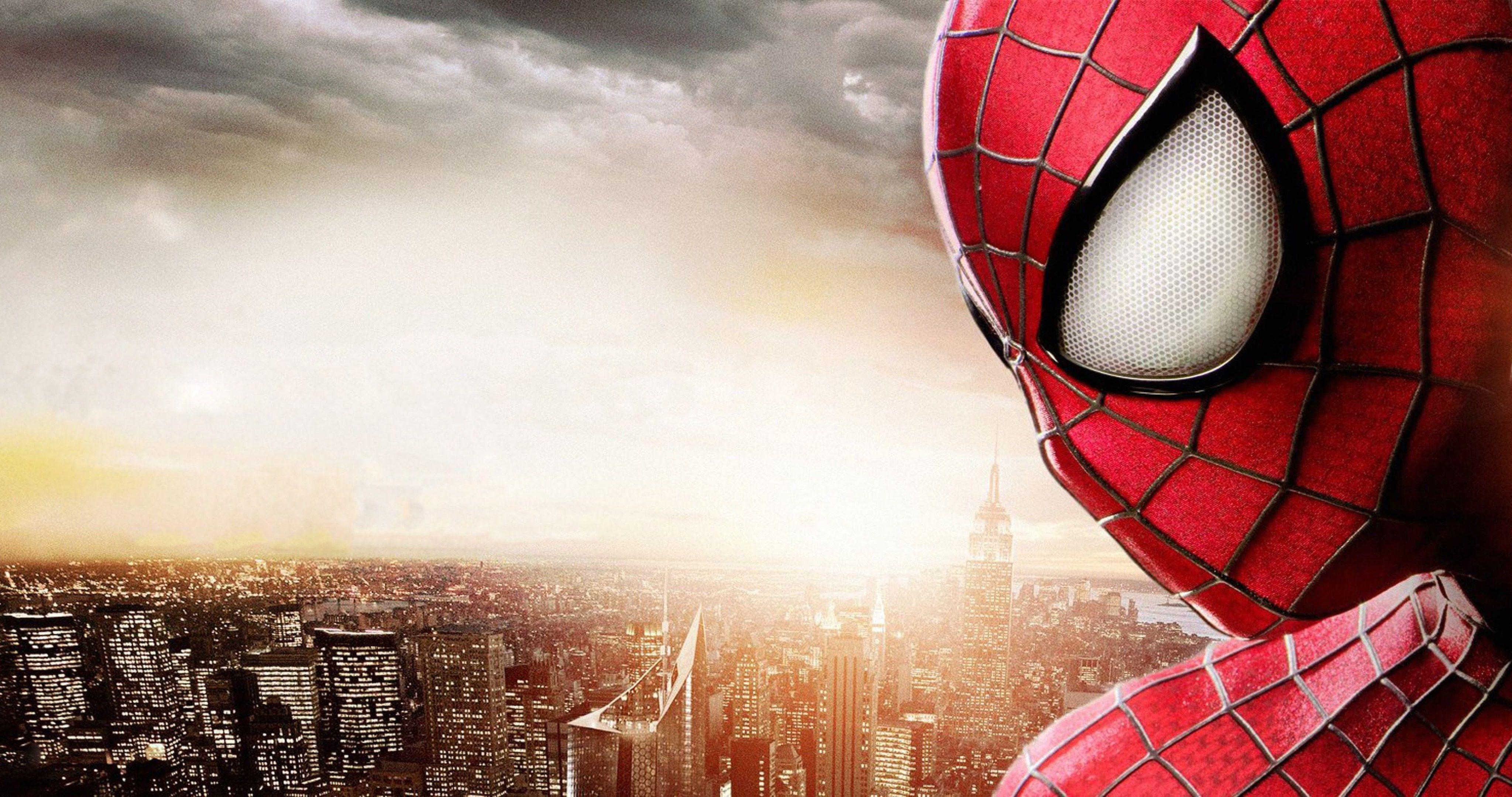 Spider Man 2014 4k Ultra Hd Wallpaper Spiderman Man Wallpaper Amazing Spider