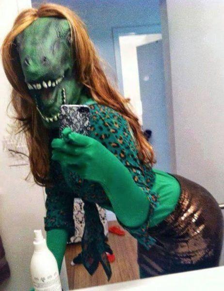 T rex dating fail