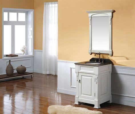 nice with wood floor | bathroom clearance, single bathroom