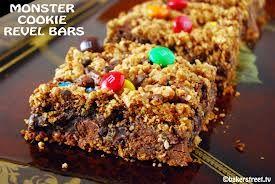 monstercookie Revels bar