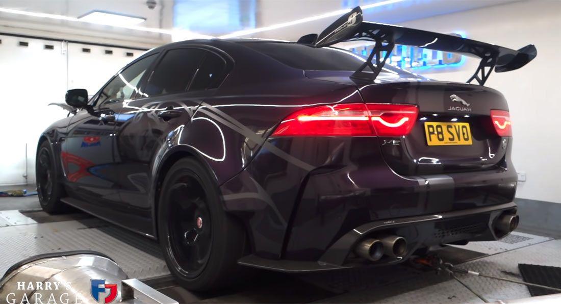 Jaguar Xe Sv Project 8 Is Even More Insane Than You Think Jaguar Xe Jaguar Project 8
