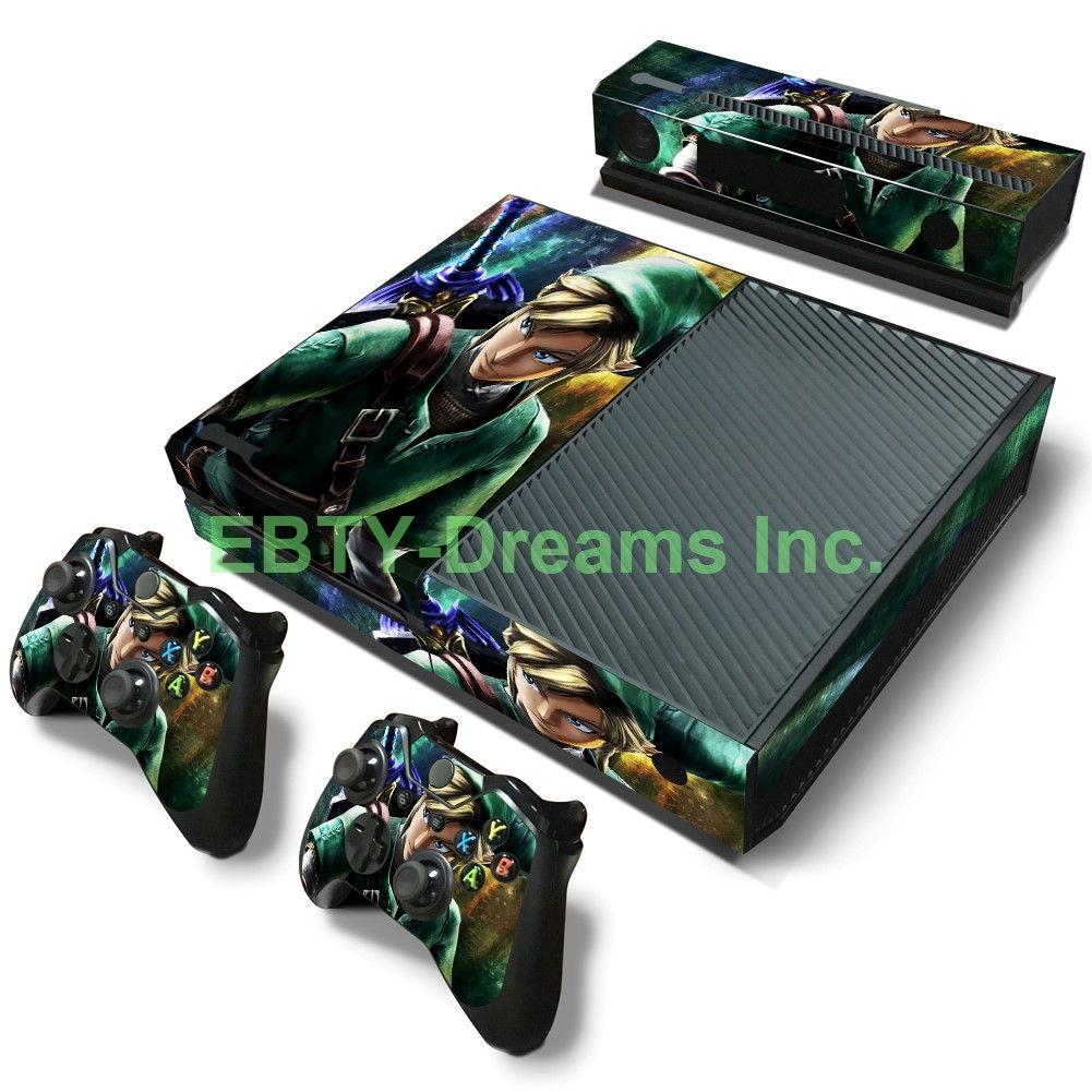 EBTY-Dreams Inc. - Microsoft Xbox One - Zelda Link ...