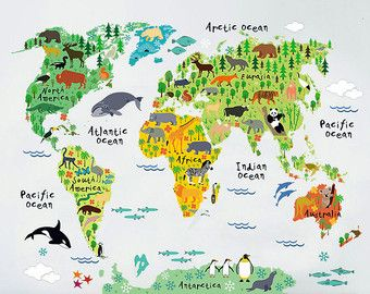 World map decal countries of the world map kids country world map world map decal countries of the world map kids country world map poster peel and stick poster sticker world map poster decal muursticker gumiabroncs Choice Image