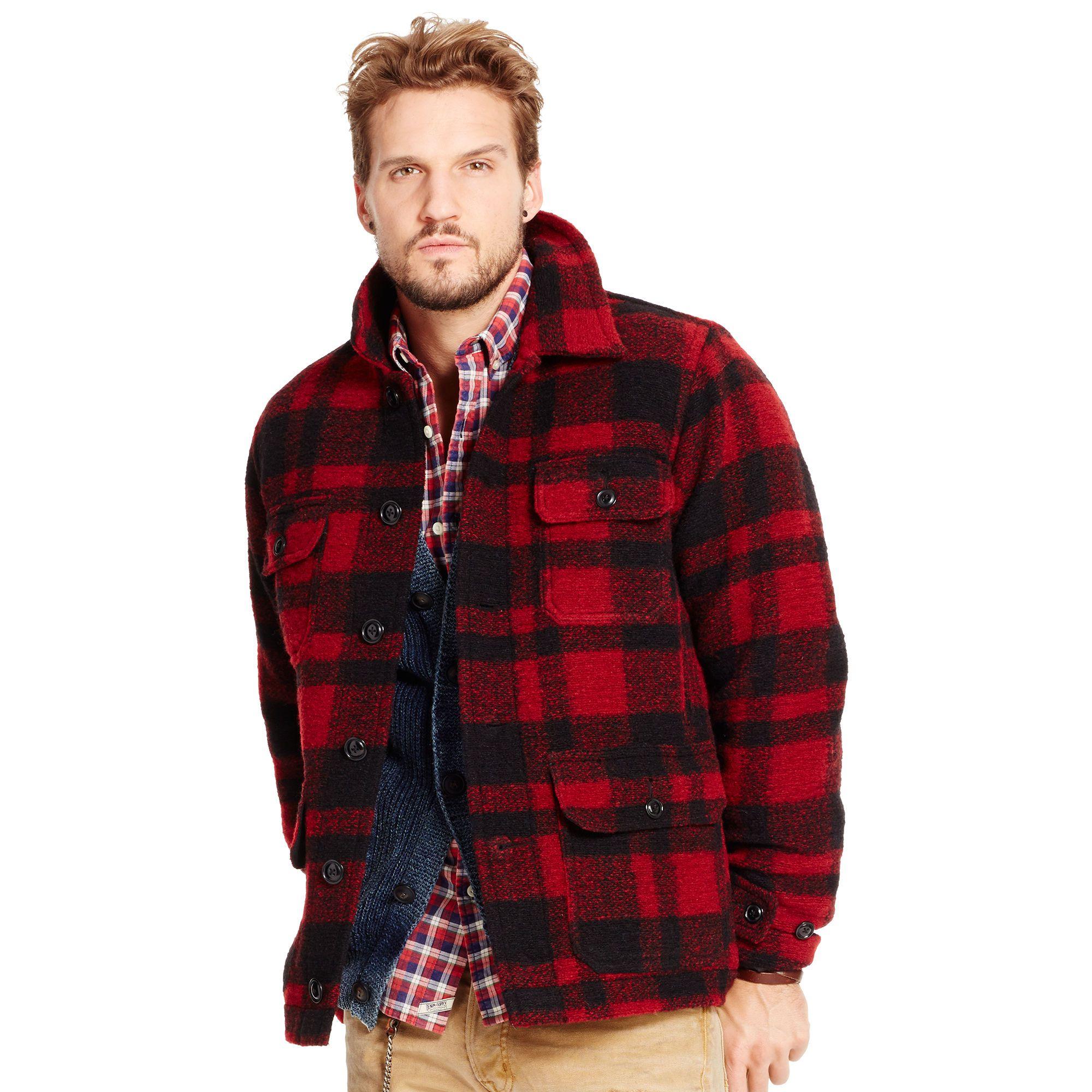 com women pin jacket ralph bomber quilted lauren ralphlauren mens outerwear quilt