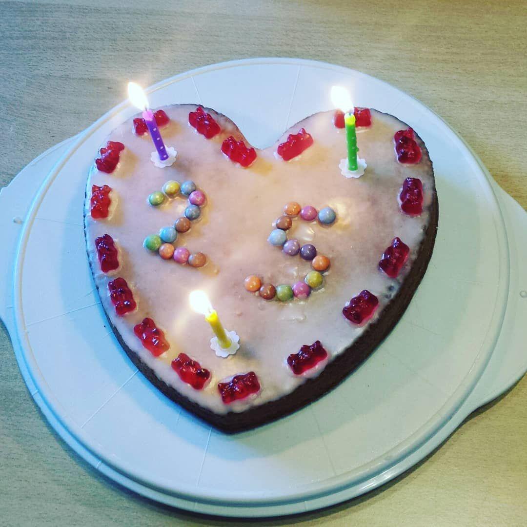 Mein Liebster Hat Heute Geburtstag 25 Jahre Ist Er Heute Geworden