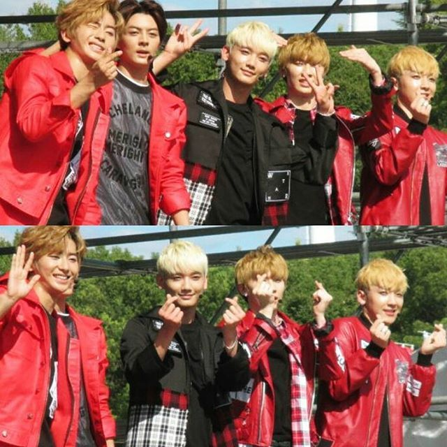New Boy Group M.A.P 6 Introduces Themselves And Their New Reality Show   Koogle TV