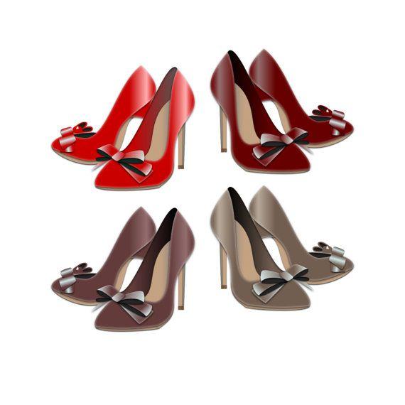 High Heels Clip Arts Boutique   High Heel Clipart - High Heel Clip ...
