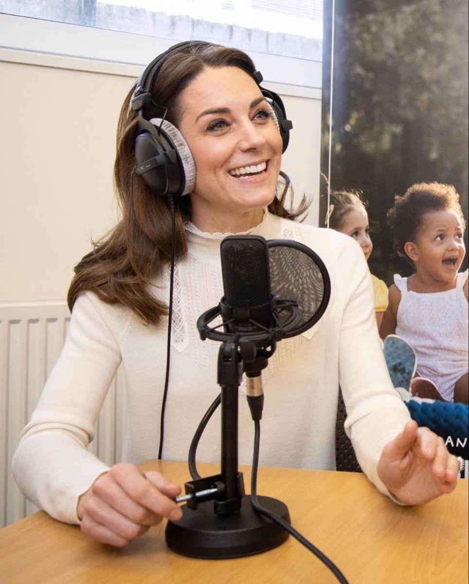 New The Duchess of Cambridge has joined Giovanna Fletcher