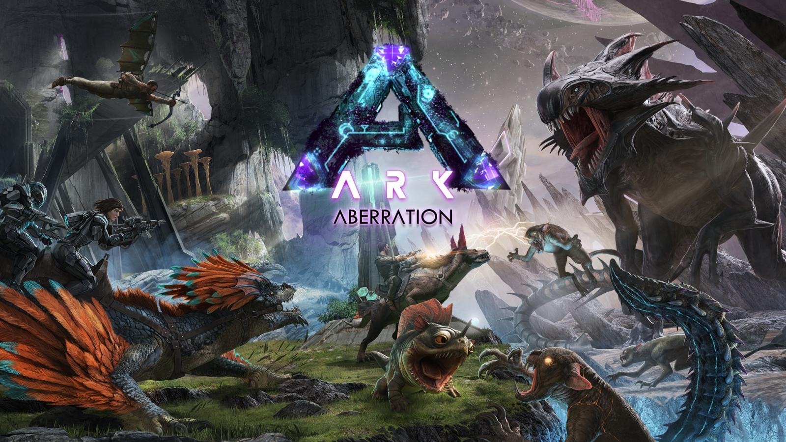 Ark Survival Concept Art