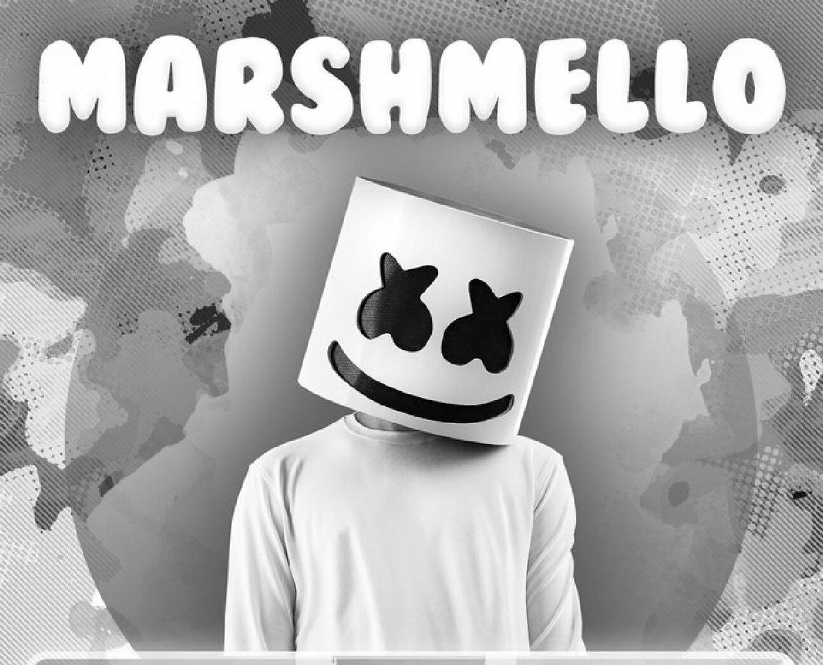 (15) marshmello Búsqueda de Twitter Wallpaper