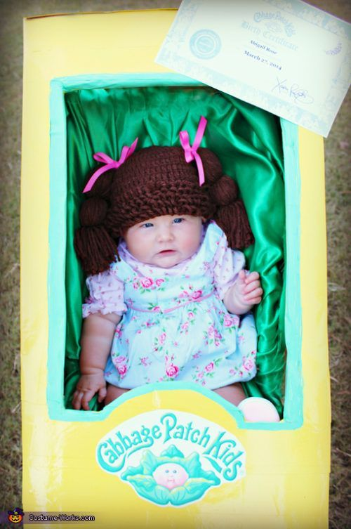 cabbage patch doll halloween costume more creative baby halloween costume ideas on frugal coupon living