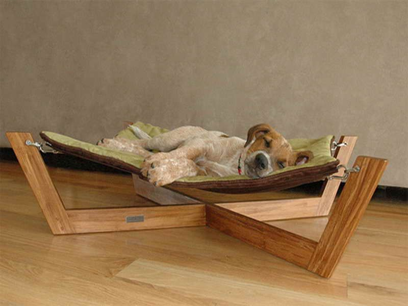 Home Accessories:Cool Dog Furniture With Wooden Material Cool Dog