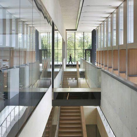 Sainsbury Laboratory by Stanton Williams | Arquitectura-Espacios ...