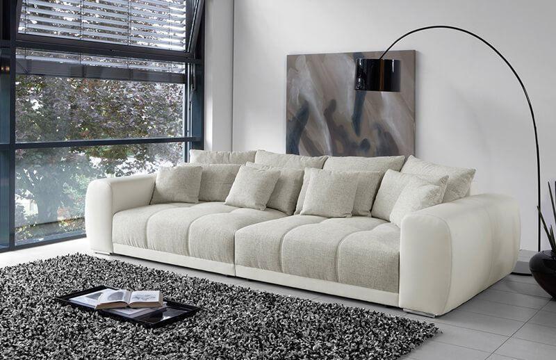 Big Sofa Sam Von Job Blaue Couch Wohnzimmer Grosse Sofas Beige Wohnzimmer