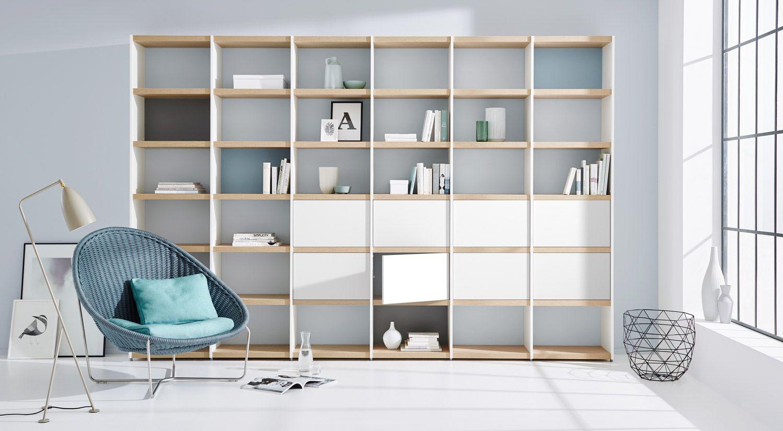 Bücherregal hier online kaufen | REGALRAUM