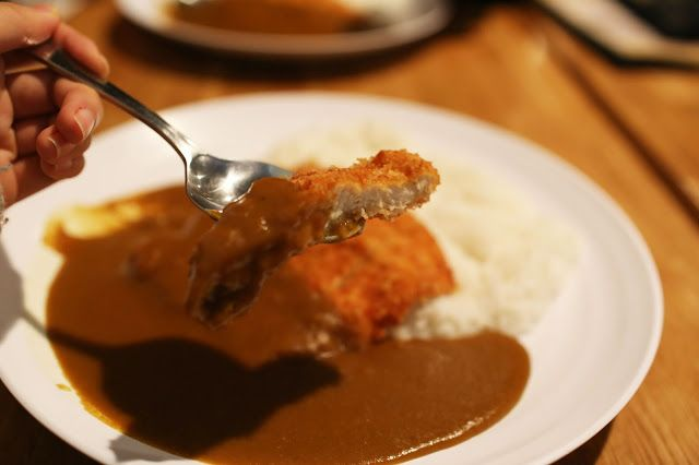 Japanese Foodie Katsu Curry At Curry Zen Las Vegas Usa Las Vegas Usa Curry Best Curry