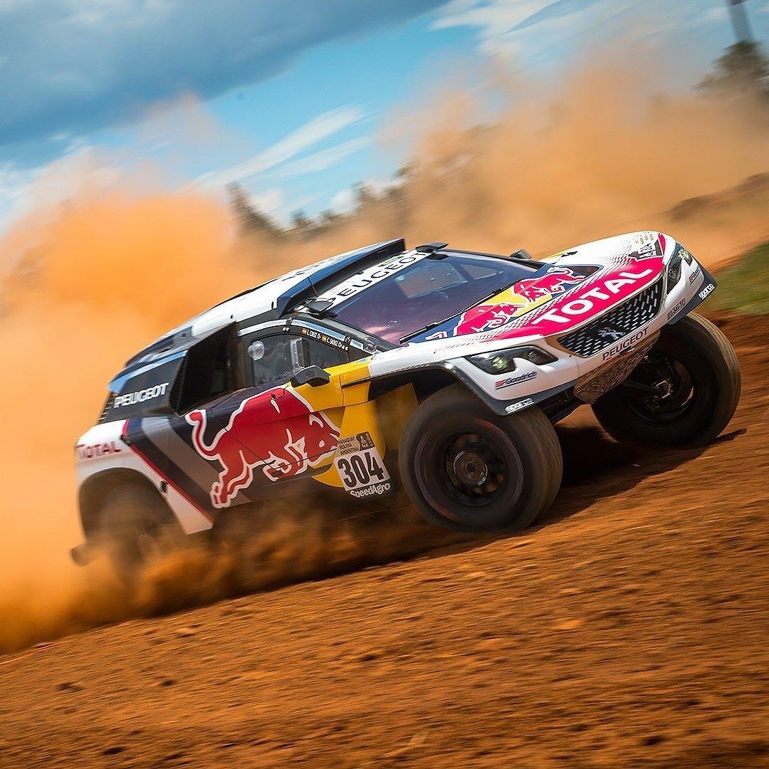 Peugeot 3008 Dkr 2017 Suv Pronto Para O Rally Dakar Faltam Poucas Horas Para A Largada Do Rali Dakar 2017 Que Nesta Edicao Peugeot 3008 Carro De Rali Peugeot