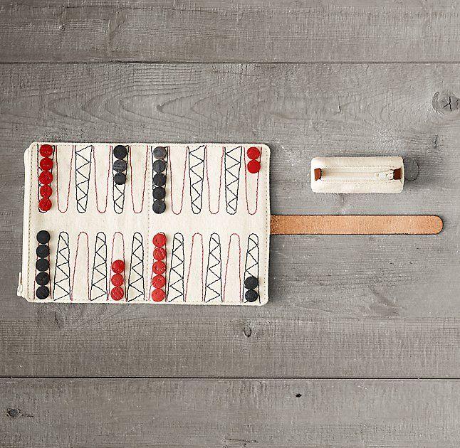 Backgammon & Checkers Roll
