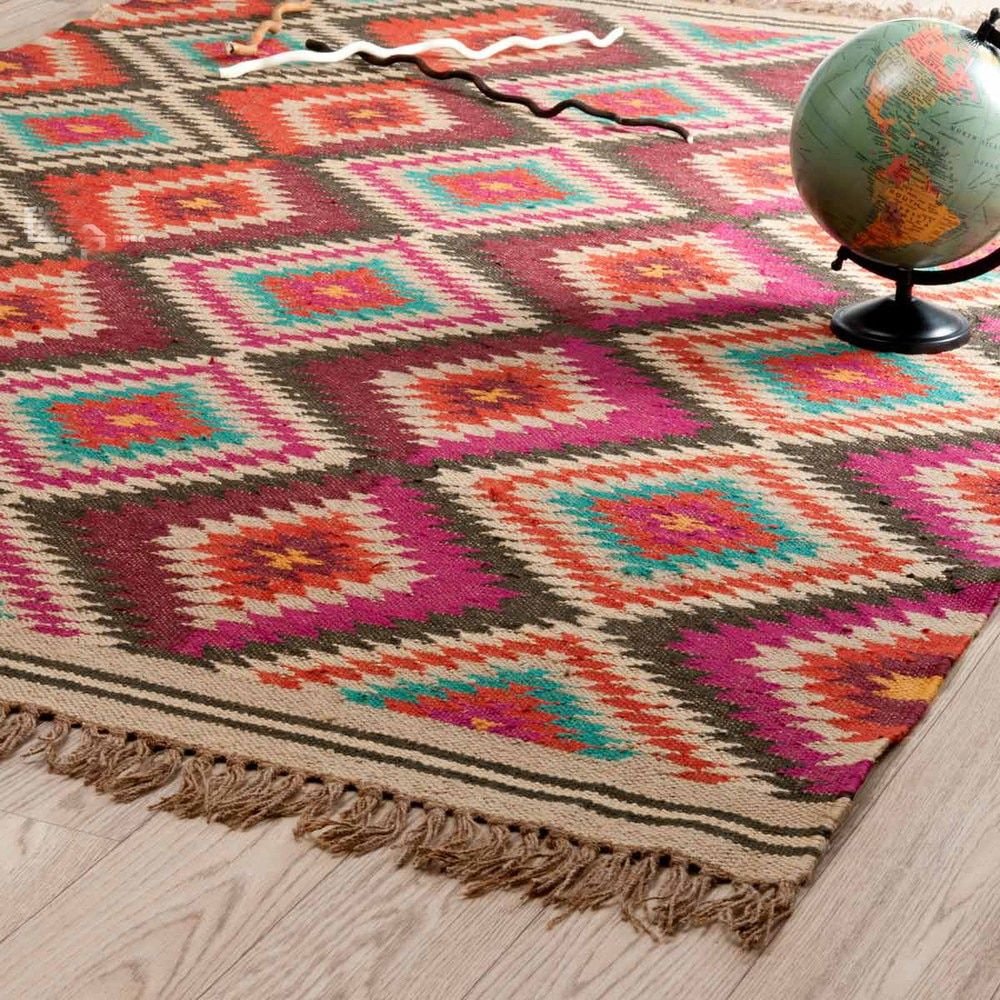 Cheap Wool Kilim, Buy Quality Pink Rug Directly From China