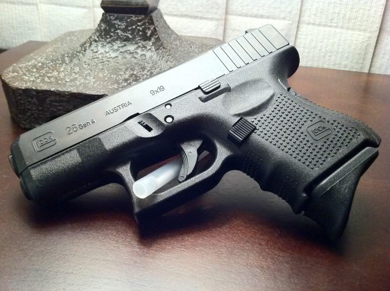 New Gun First Shots Glock 26 G26 Gen 4 Pics The Firing Line