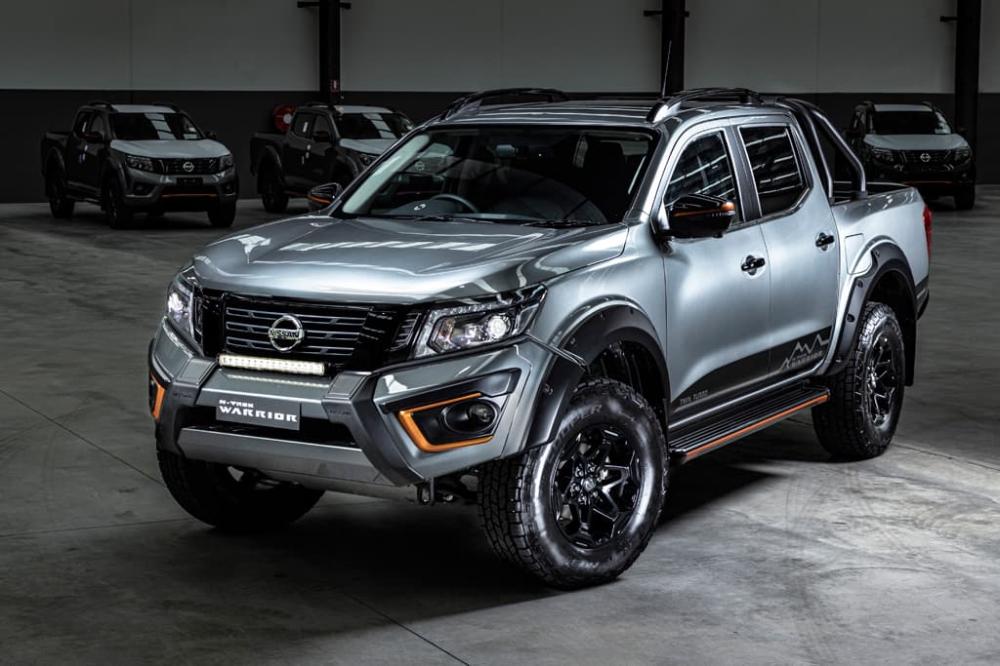 Premcar confirmed as Nissan Navara Warrior builder