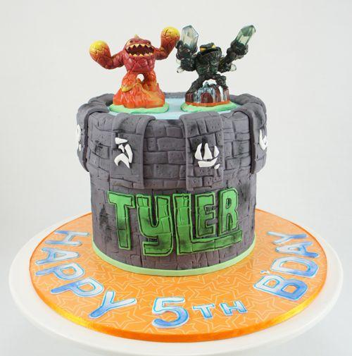 Skylanders Cake Toppers Australia