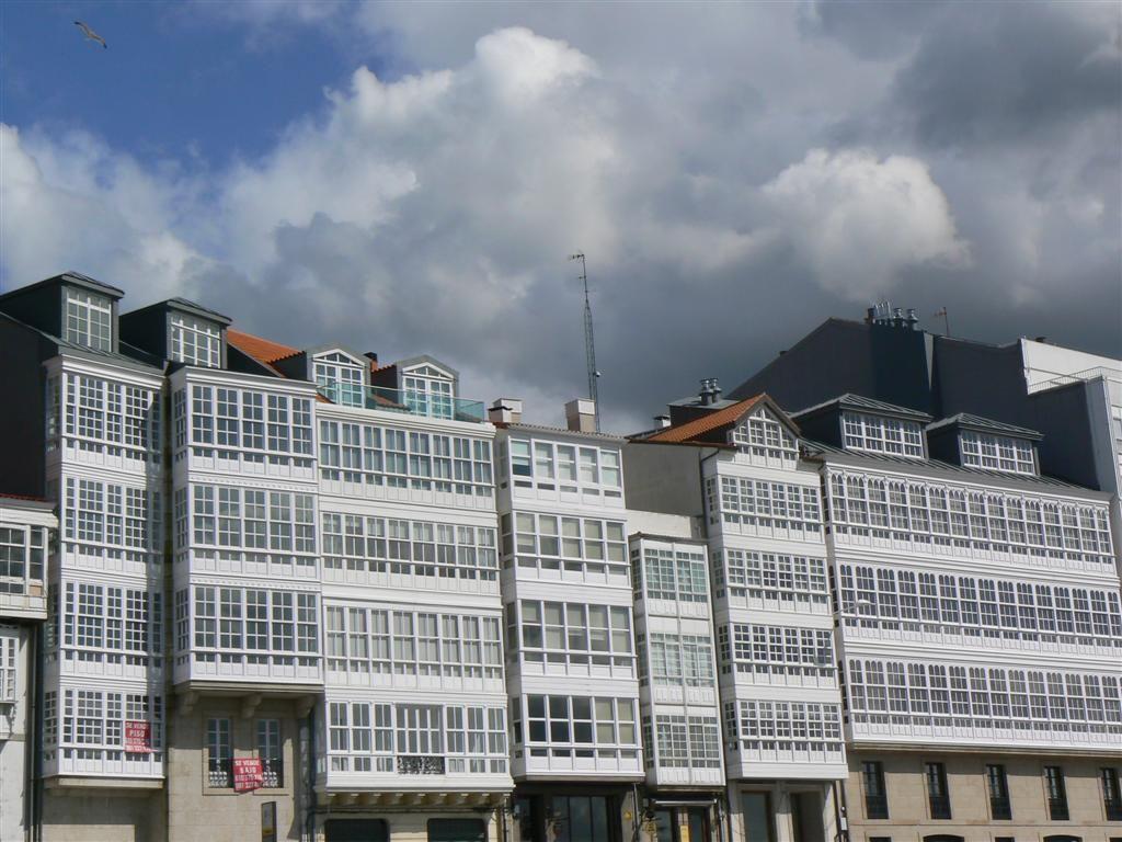 Fotos De Las Galerías De La Coruña España España A Coruña Galerías