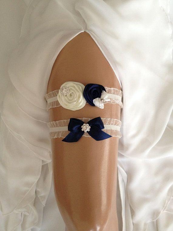 Wedding Garter Set Style GS04 Garter Set