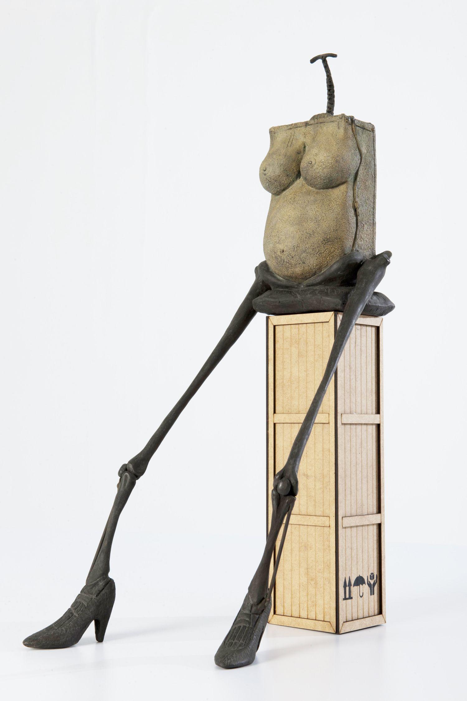 Bipeds By Francisco Pereira