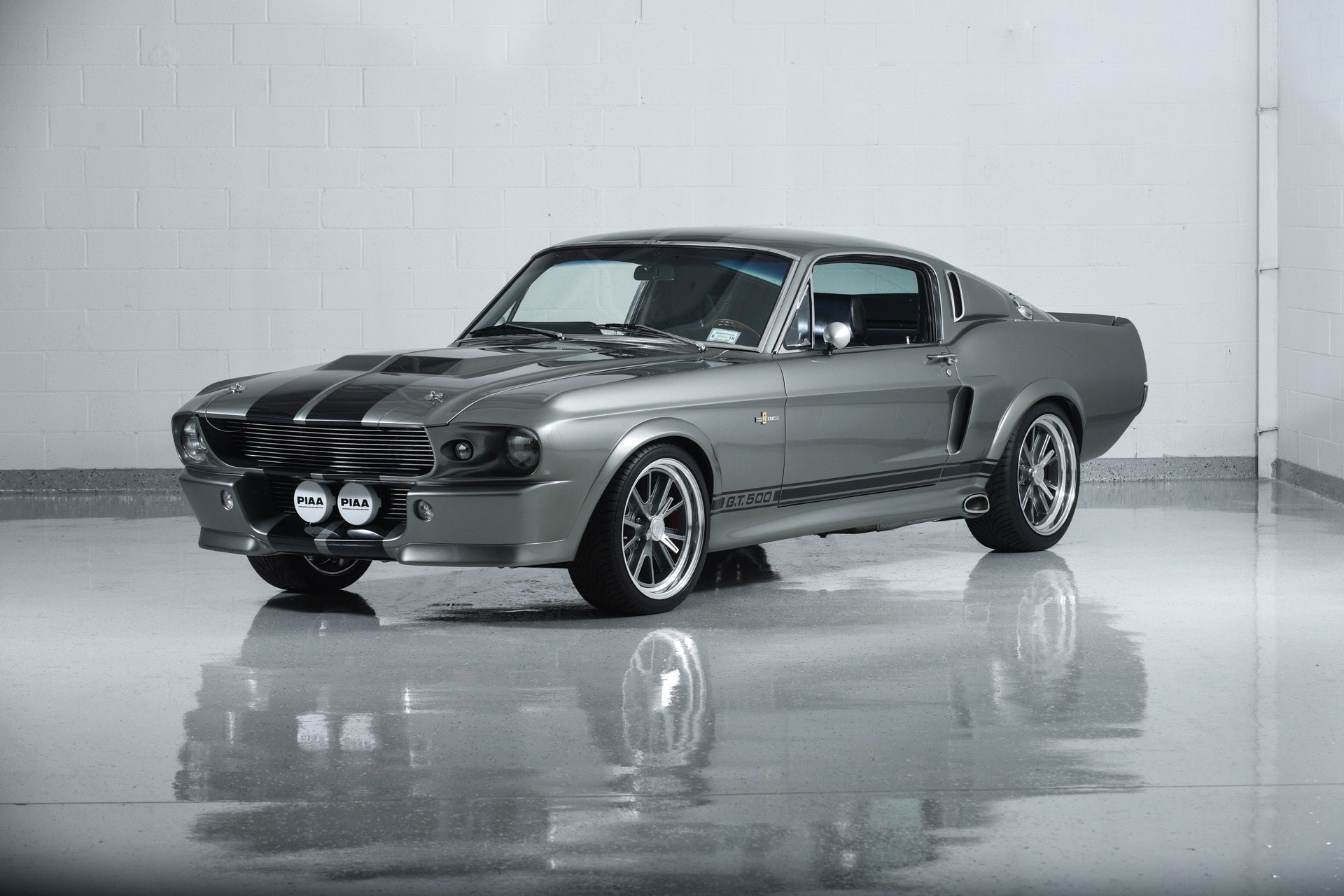 1967 Ford Mustang Fastback Eleanor Tribute Mustang Fastback