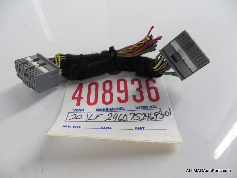 20022008 Mini Cooper S Automatic Transmission Module Egs Wire Harness 20 R52 R53: Transmission Module Wiring Harness At Jornalmilenio.com