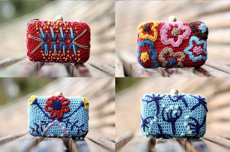 carteritas clutches by lanusa: