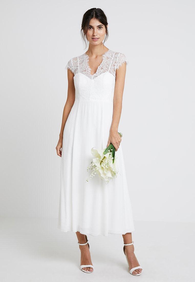 IVY & OAK BRIDAL MIDI BRIDAL DRESS - Ballkleid - snow white