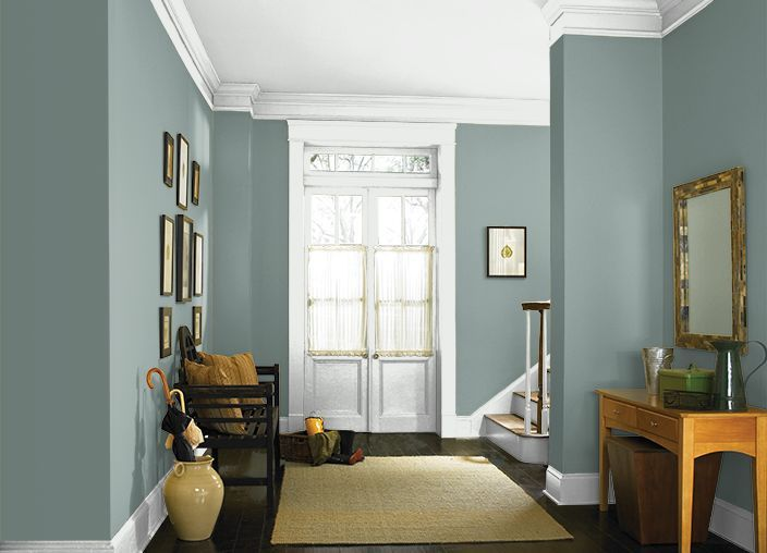 behr cloud burst paint colors Pinterest Behr House and Room