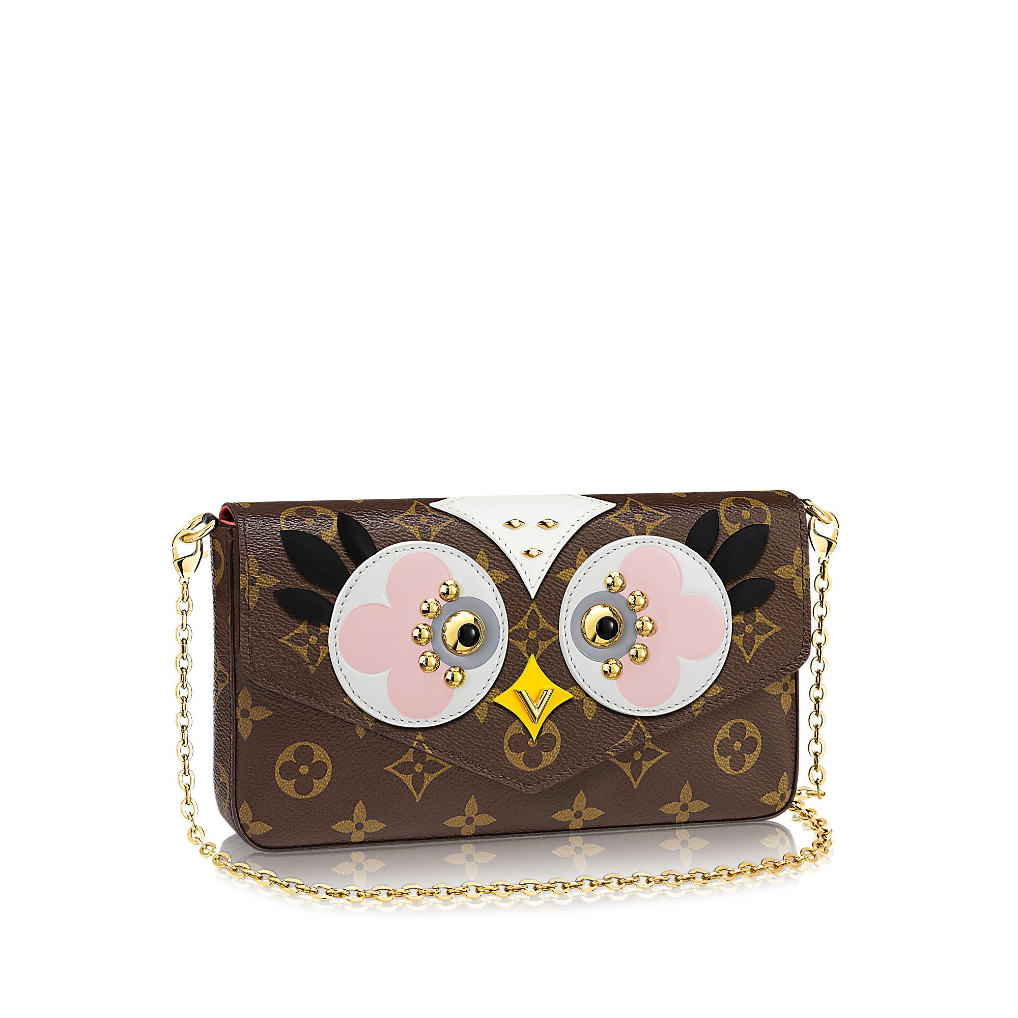Discover Louis Vuitton Pochette Felicie via Louis Vuitton   Handbags ... 08533e8bec0